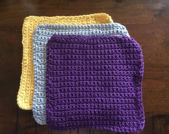 Farm House Washcloths