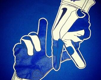 LA Dodgers Tshirt