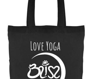 Eco-friendly Yoga tote bag