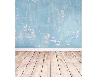 Painting Backdrops Photography Backdrops Custom Background Wood Floor S-2093
