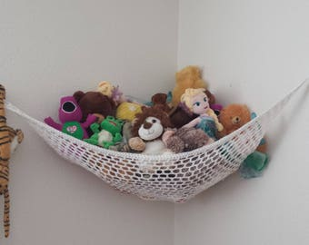 Medium image of crochet toy hammock