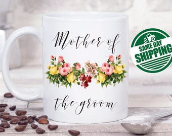 mother of the groom mug, mother of the groom, mother of the groom gift, mother of the groom gift from son, mother of groom gift, groom mugs