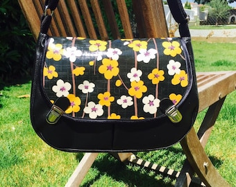 "Hobo - bag Musette ""Chochan"" black woman"