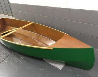 Custom Built NEW BAY 11 Open Canoe