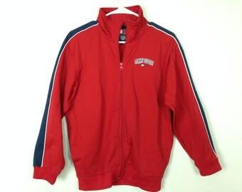 tommy hilfiger windbreaker jacket size S