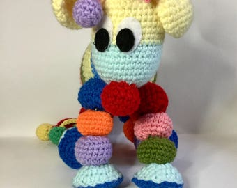 Penelope the Puppy Crochet Toy