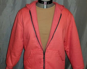 Cold Weather Jacket, Double lined, size Large