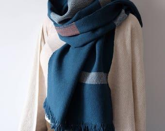 100% Australian Merino Wool scarf