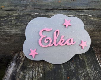 Personalized door plaques