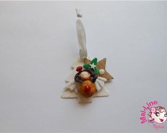 MINI BABALINES - 03 TREE - CHRISTMAS DECORATION