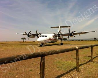 Kenya airplane