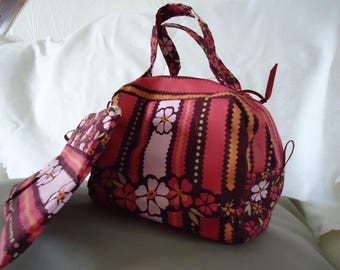 with its matching pouch bag
