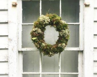 Moss Wreathe