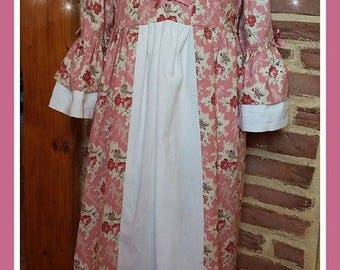 dress marquise of pompadour 4/6 years