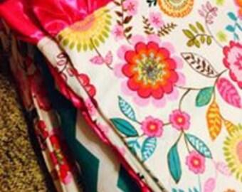 Floral Nap Mat Set