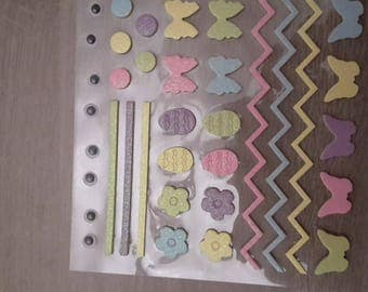 Easter egg decorations Kit