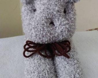 Kitty Cat Soft Stuffed Toy Animal Stuffed Animals Handmade