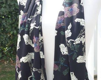 scarf scarf Jersey woman