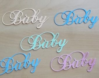 5 cuts BABY scrapboking Littles.