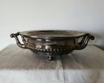 Old Tin Tealight holder