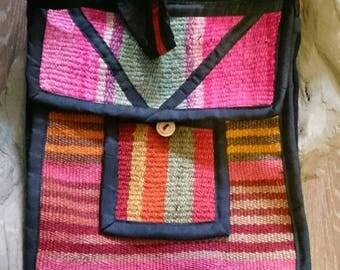 Handgemachte Vintage Crossbody Handbag aus Jujuy in Argentinien