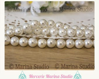 10 Freshwater Pearl 8mm