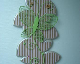 Organizer original Butterfly wall
