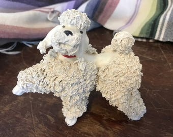 Porcelain French Poodle