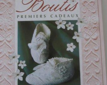 "Book ""quilts first gift"" original designs - volume 3"