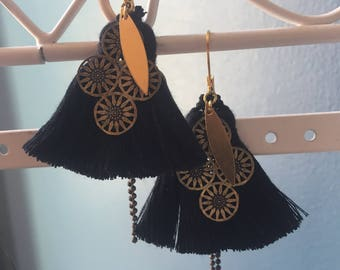 Tassels for earrings!