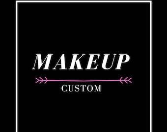 Custom Make-Up