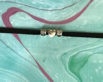 3 Hearts Charm Planner Band