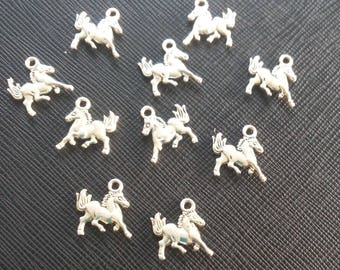 horse silver 19 mm