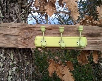 door scarves / Driftwood jewelry