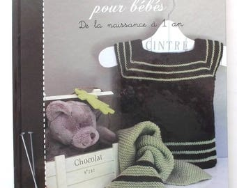 Book of knitting my models of KNITTING for babies from birth to 1 year