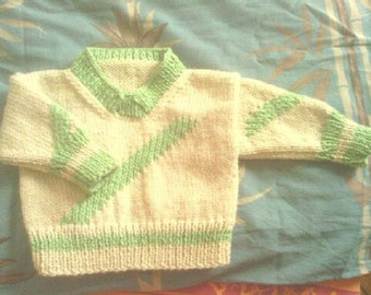 Mixed 3 to 6 months baby sweater