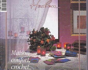 Catalogue No. 28 July 2001 crochet creation
