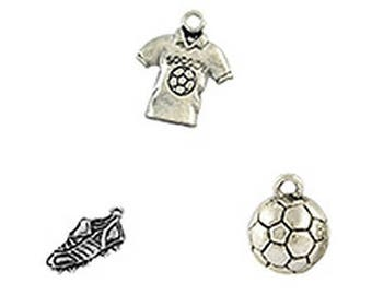 Combined football charms