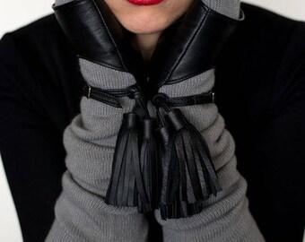 Women Gloves - Gray