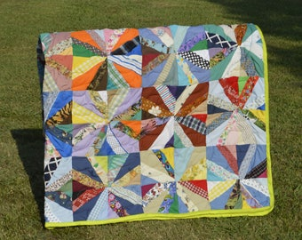 The quilt of many colors