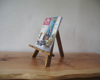 Small Rustic Display Easel