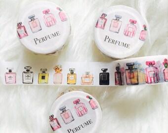 Washi Tape Perfume tape masking tape Planner scrapbooking