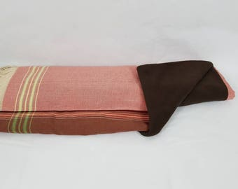 East African KIKOY Fleece Throw/ Blanket
