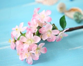 Artificial Flower / Artificial Cherry Blossom / Photography Props / Food Photography Props (FL2)