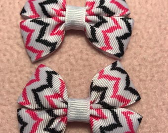 "Baby/Toddler 2"" Hair Bow Set"