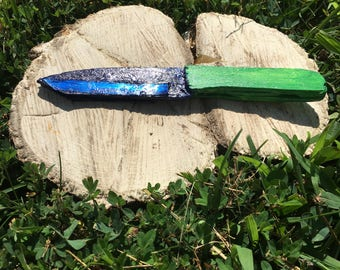 The Excalibur knife. Wooden.