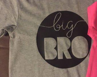 Big Bro Boys' Tshirt