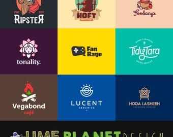 Logos, Logo Design, Custom Logo Design, Business Logo, Photography Logo, Watercolor Logo, Logo Designer, Shop Logo