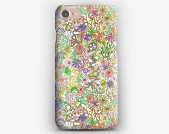 IPhone case 7 Ocean Forest Small C 7 + liberty iPhone case