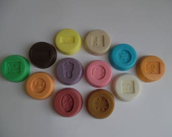 houses Glycerin handmade soaps